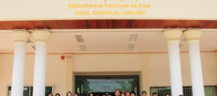 <!--:en-->MCU Library Seminar on second day<!--:--><!--:th-->การสัมมนาห้องสมุด มจร วันที่สอง<!--:-->